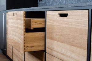 Evabox mediniai stalčiai