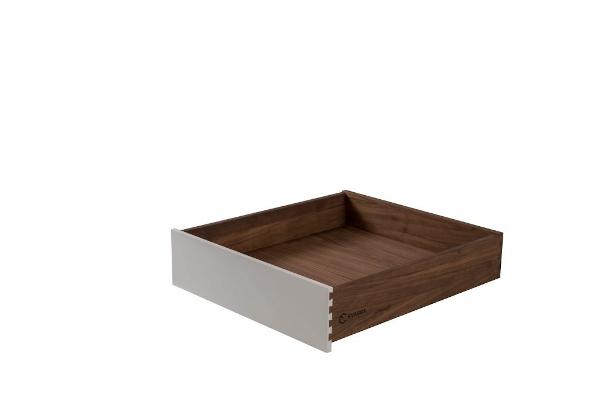 Compact baltas stalčius
